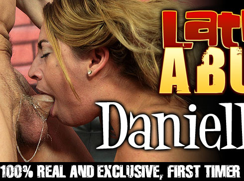 Latina Abuse Starring Danielle Sky